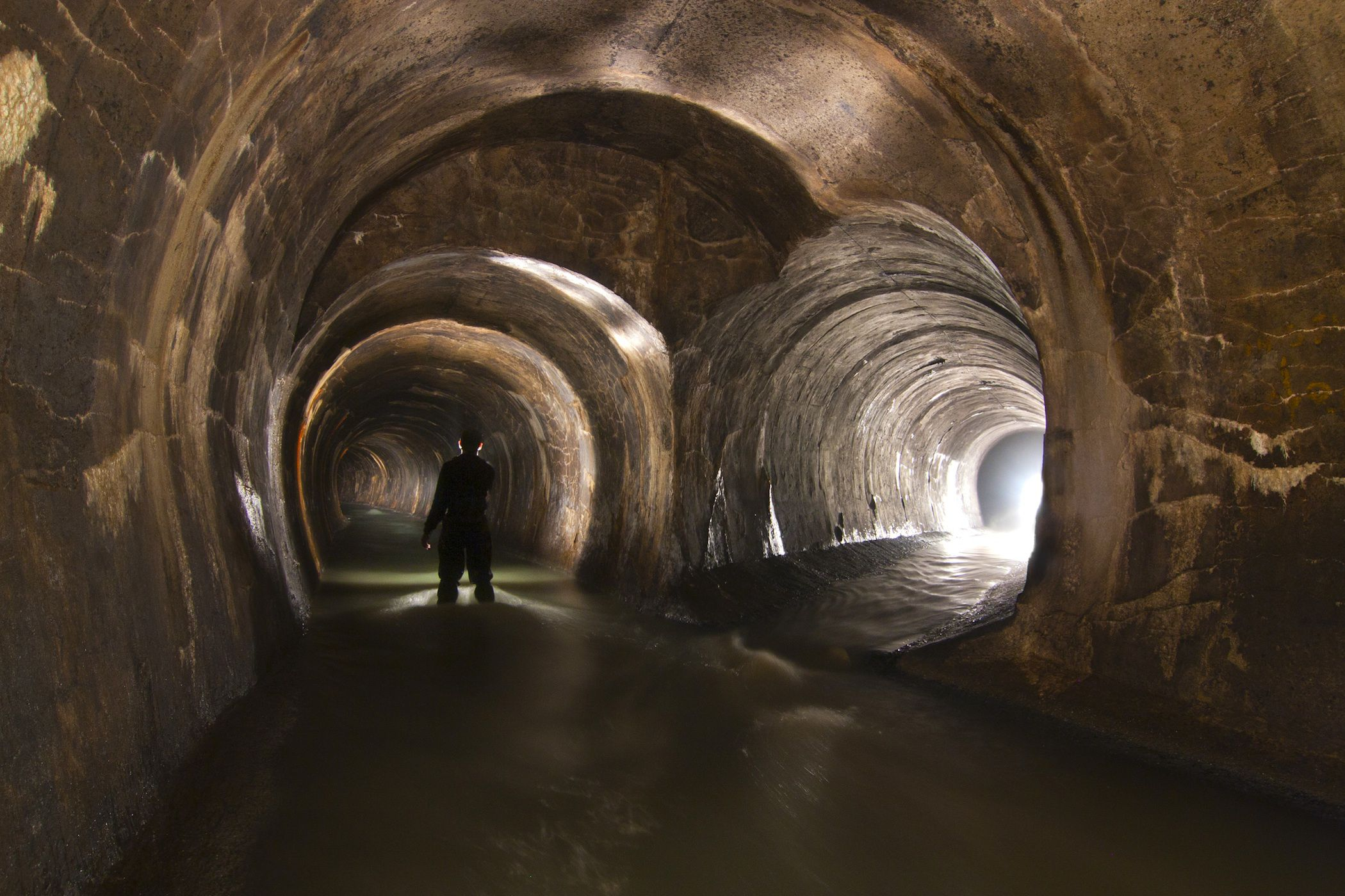 Pipe dreams under montreal for Sewage piping system